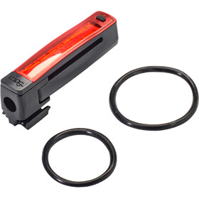 Knog Plus LED Achterlicht, red/black